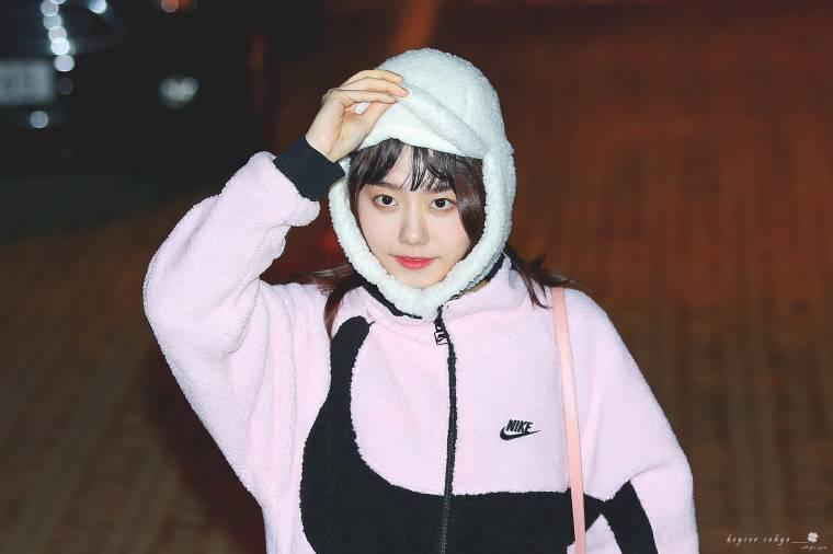 올라프와 김소혜